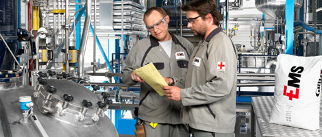 EMS-GRIVORY The leading manufacturer of high-performance polymers